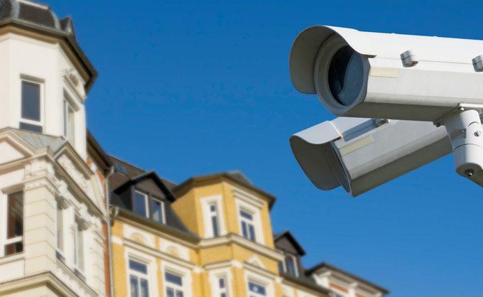 caméra surveillance