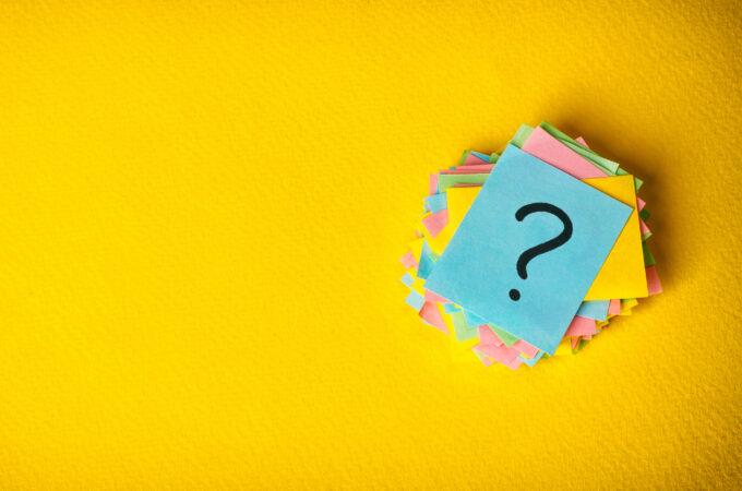 10 Questions urgentes